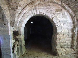 cripta di san silvestro