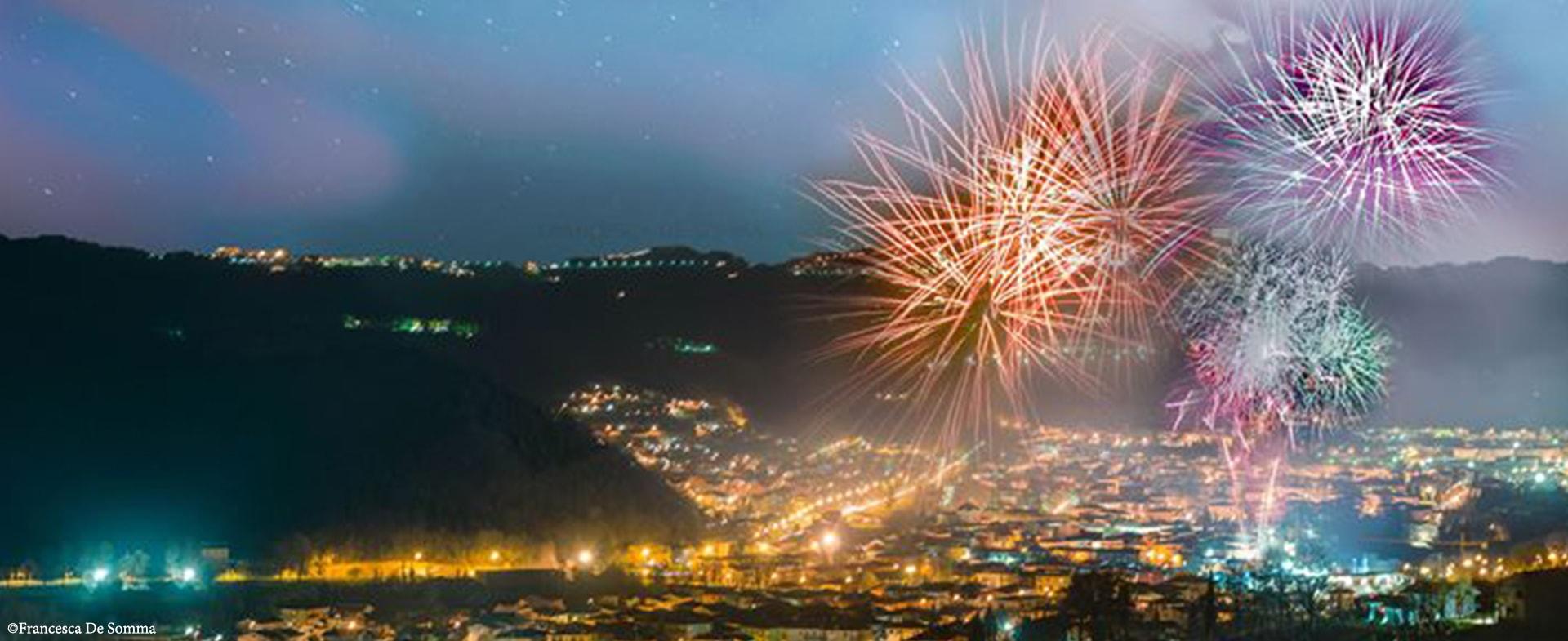 fermignano fuochi d'artificio